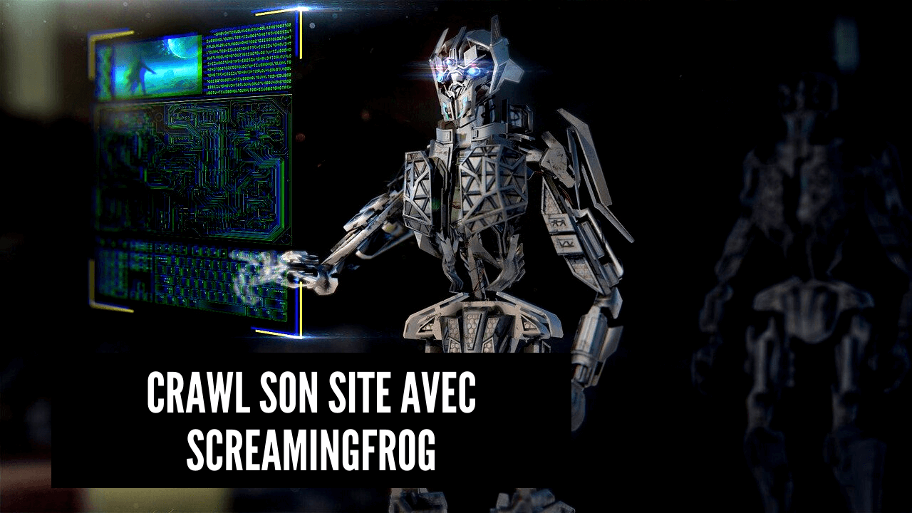 crawl son site avec ScreamingFrog